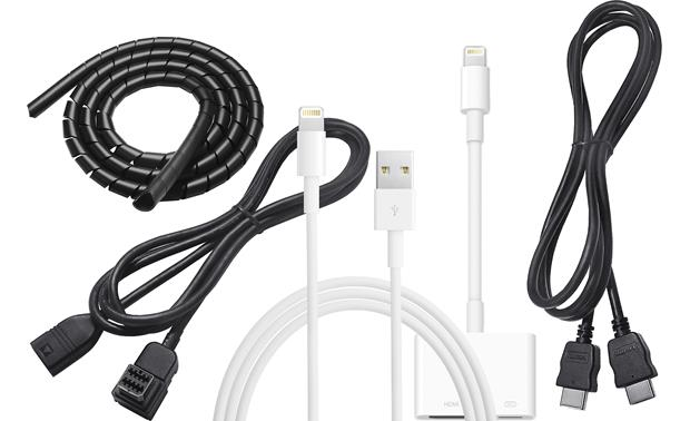 Pioneer iPhone® 5 HDMI Connection Package Front