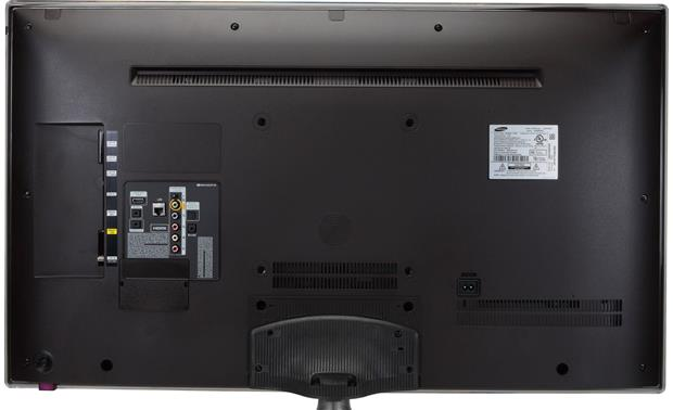 Samsung UN60F6300 Back (full view)