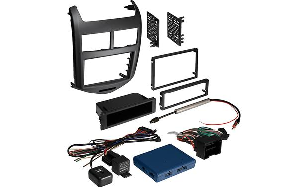 American International GMK315 Dash and Wiring Kit Front