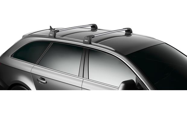 Thule 7602 AeroBlade Edge Two bars shown
