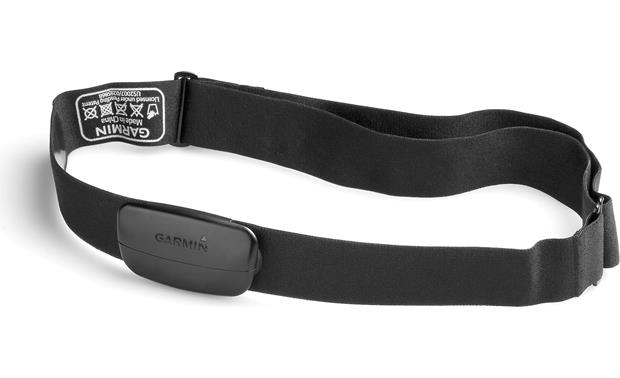 Garmin Premium Heart Rate Monitor Front