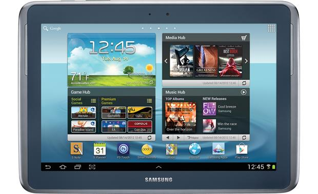 Samsung Galaxy Note® 10.1 (16GB) Deep Gray