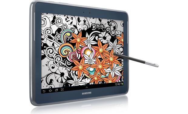 Samsung Galaxy Note® 10.1 (16GB) Deep Gray - drawing with S Pen
