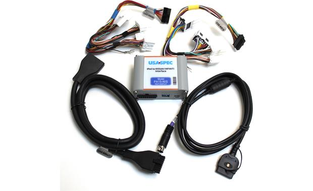 USA Spec iPod® Interface for Nissan Front