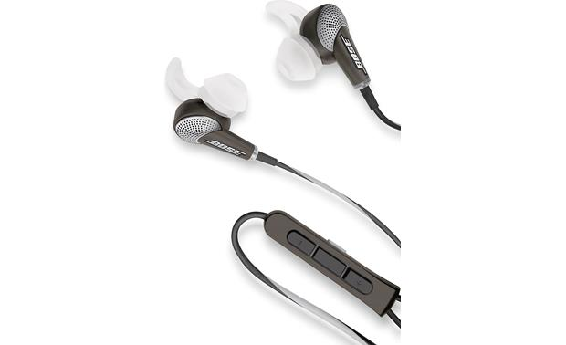 Bose® QuietComfort® 20i Acoustic Noise Cancelling® headphones Front
