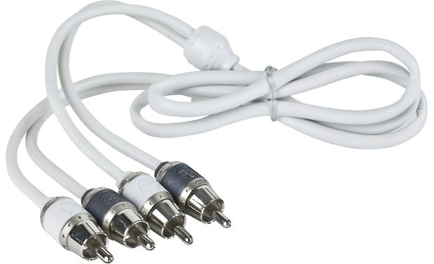 T-Spec 2-Channel RCA Patch Cables Front