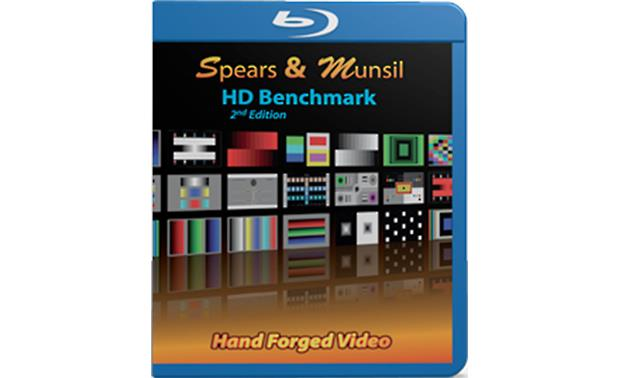 Spears & Munsil HD Benchmark 2nd Edition Front