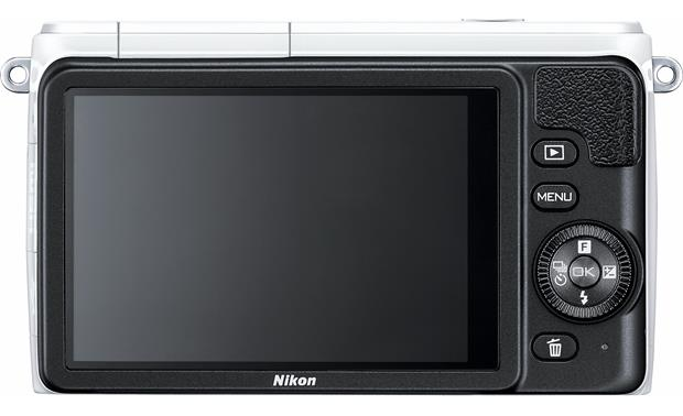 Nikon 1 S1 with Low-profile 2.5X Zoom Lens Back