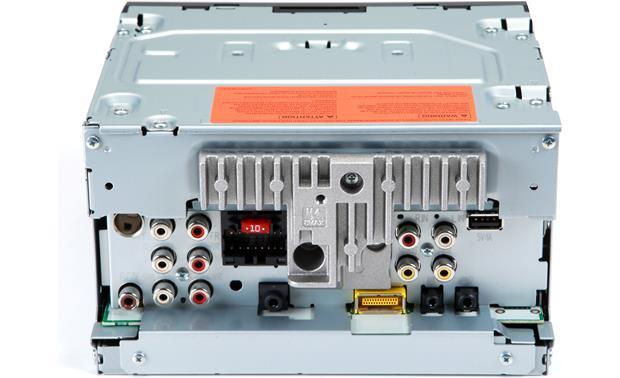 Pioneer AVH-X2500BT DVD receiver at CrutchfieldCrutchfield
