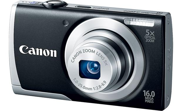 Canon PowerShot A2600 Front