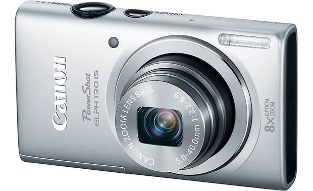 Canon PowerShot ELPH 130 IS Front