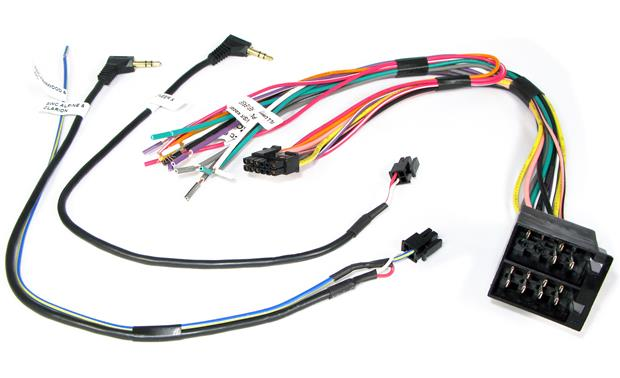 Crux SWRBM-57 Wiring Interface Other