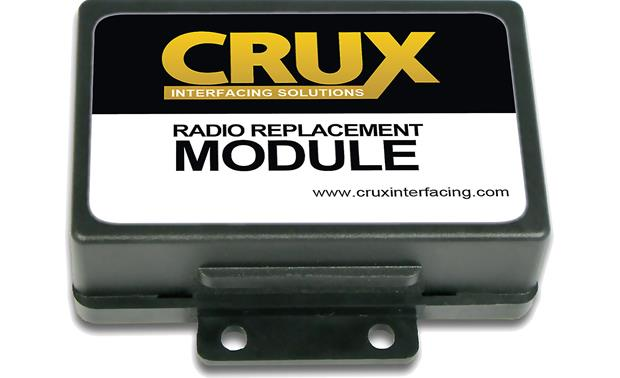 CRUX SWRVW-52 Wiring Interface Other
