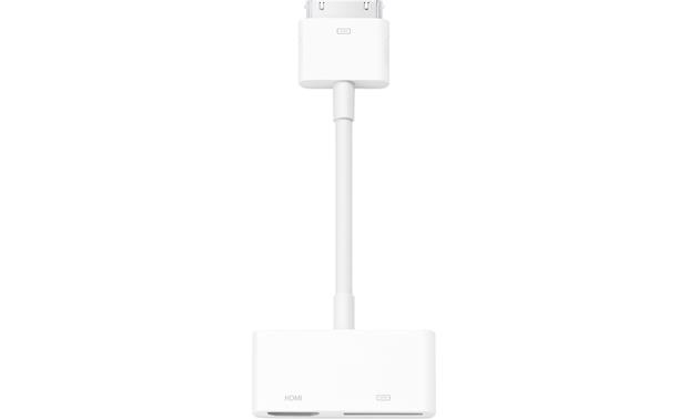 Apple® 30-pin to HDMI adapter Front