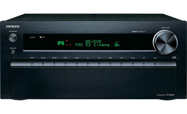 onkyo tx nr828 7 2 channel home theater receiver with wi fi and rh crutchfield com