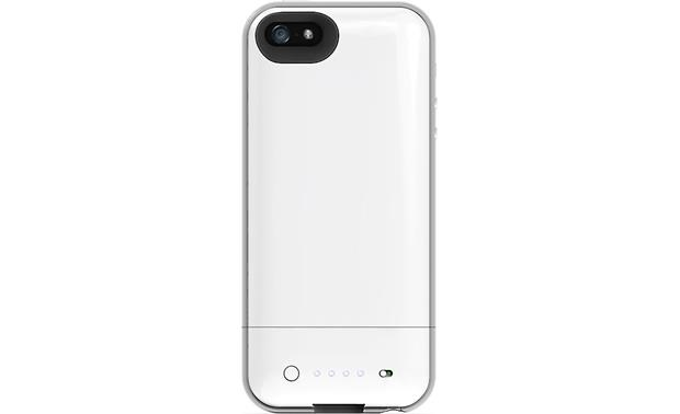 mophie juice pack plus® White - back view