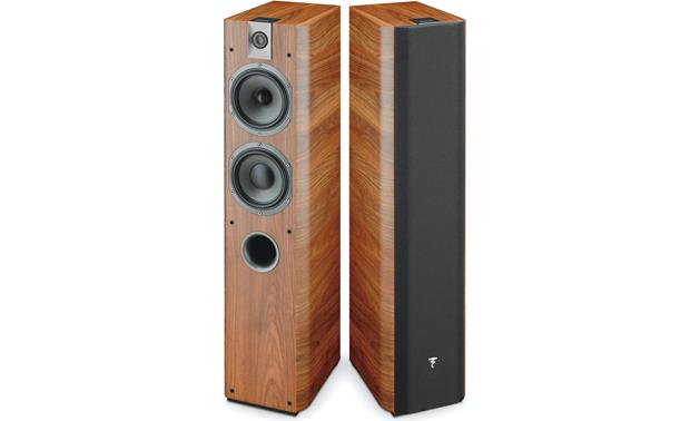 Focal Chorus 716 Walnut (Sold individually, pair shown)
