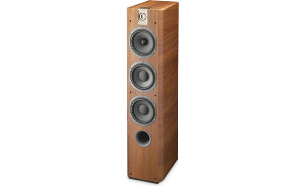 Focal Chorus 726 Walnut (Pictured without grille)