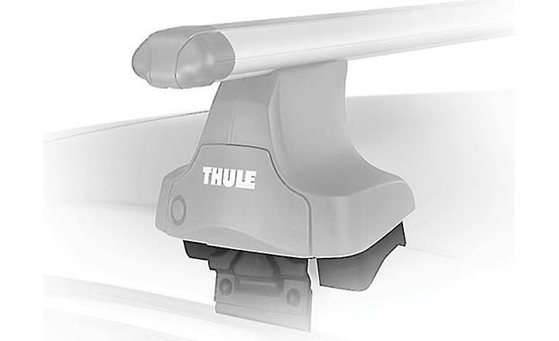 Thule Fit Kit 1730 Fit kit shown as part of rack system