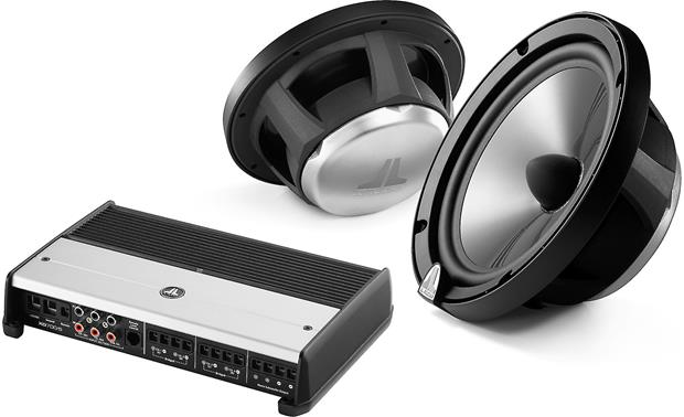 JL Audio StealthMod® Audio Upgrade Front