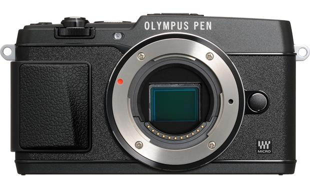 Olympus PEN E-P5 (no lens included) Front (Black)