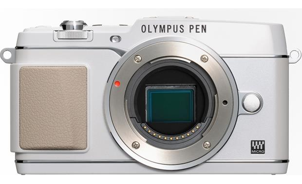 Olympus PEN E-P5 (no lens included) Front (White)