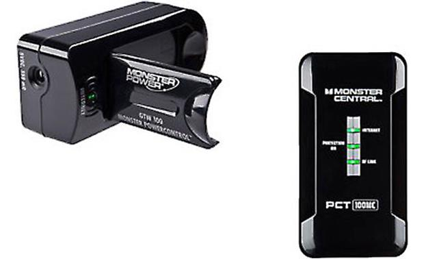 Monster Central Power Control™ 100MC Kit Front