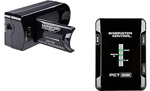 Monster Central Power Control™ 300MC Kit Front