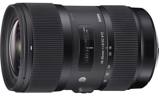 Sigma Photo 18-35mm f/1.8 DC HSM Front