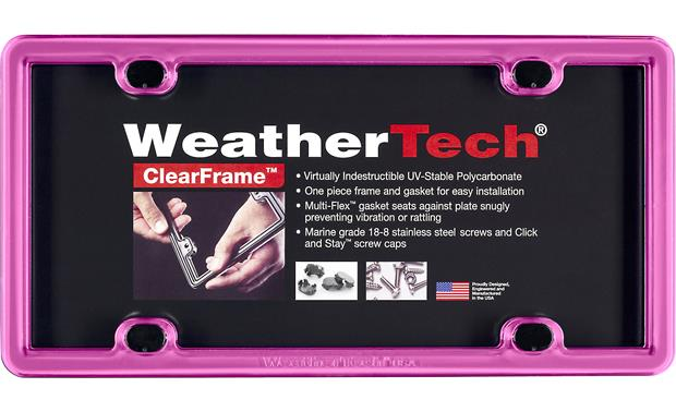 WeatherTech® ClearFrame™ Front
