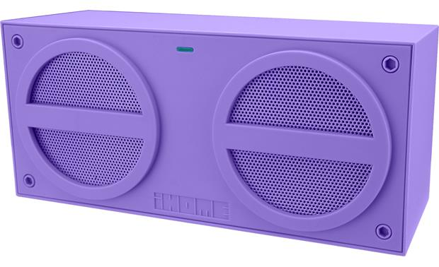 iHome iBT24 Purple