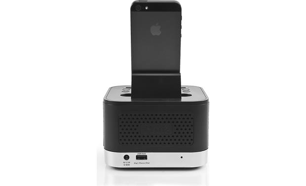 iHome IPL10 Back (iPhone 5 not included)