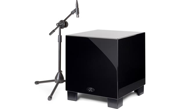 MartinLogan Dynamo™ 1500X Shown with optional PBK (Perfect Bass Kit)