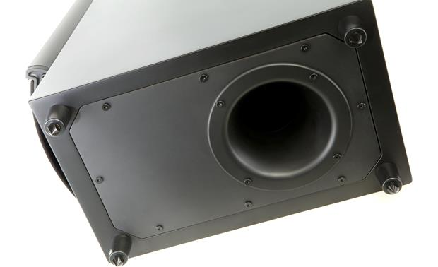 MartinLogan ElectroMotion® ESL Bottom view (Satin Black)