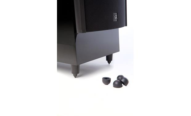 MartinLogan ElectroMotion® ESL Included floor spikes and removable protective caps