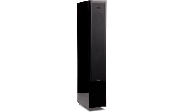 MartinLogan Motion® 40 Grille on (Gloss Black)