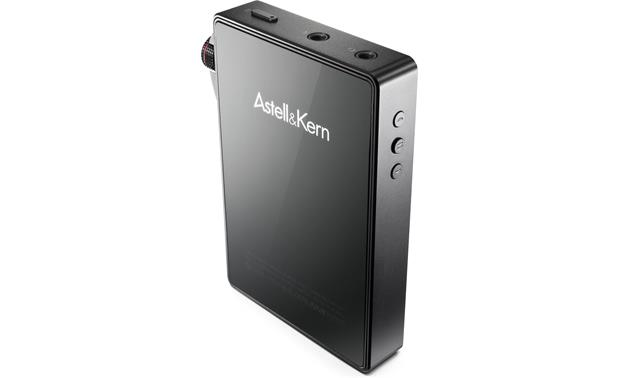 Astell & Kern AK120 Angled back view