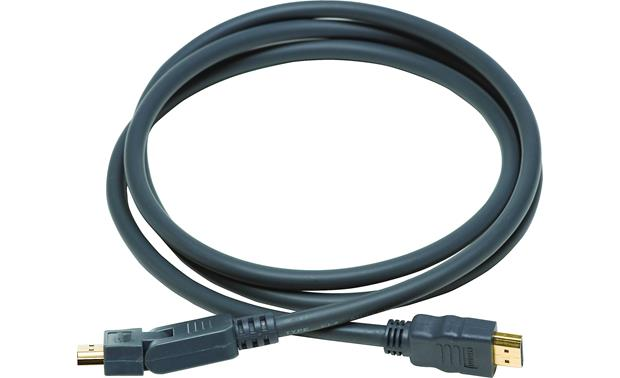 Sanus HDMI Cable with Swivel Head Front