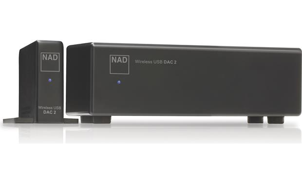 NAD DAC 2 Front