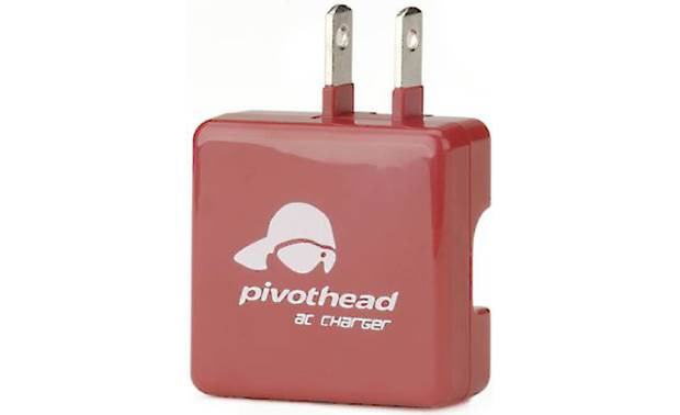 Pivothead AC Charger Front