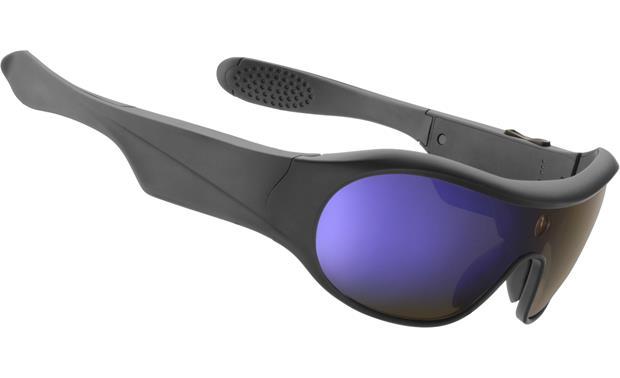 Pivothead Aurora (Shale) Sport sunglasses with built-in HD ...