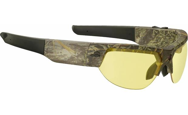 Pivothead Recon Front (Conceal, shown with yellow lenses)