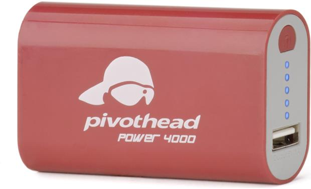 Pivothead Refuel 4000 Front