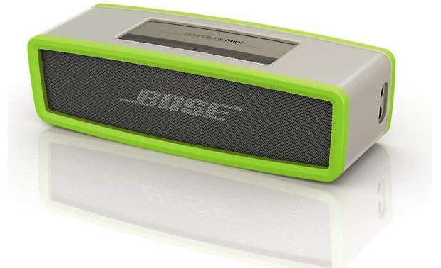Bose&reg; SoundLink&reg; Mini <em>Bluetooth</em>&reg; Speaker II Soft Cover Green (SoundLink Mini not included)