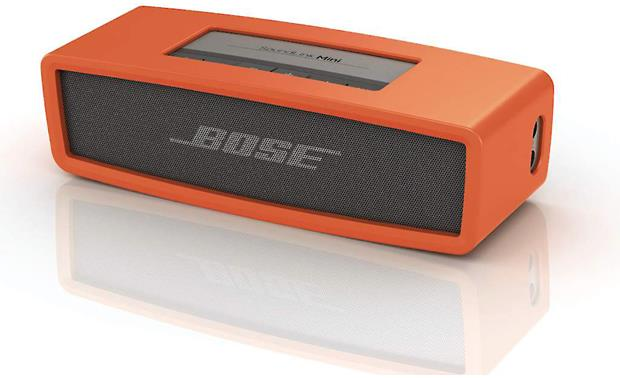 Bose Soundlink Mini Bluetooth Speaker Ii Soft Cover Orange At