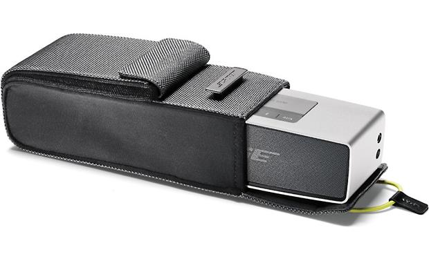 Bose&reg; SoundLink&reg;  <em>Bluetooth&reg;</em> Mini Speaker Travel Bag Front