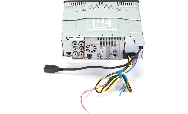 Alpine CDE-HD148BT CD receiver at CrutchfieldCrutchfield