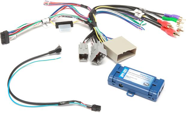 Pac Rp4 Fd11 Wiring Interface Connect A New Car Stereo And