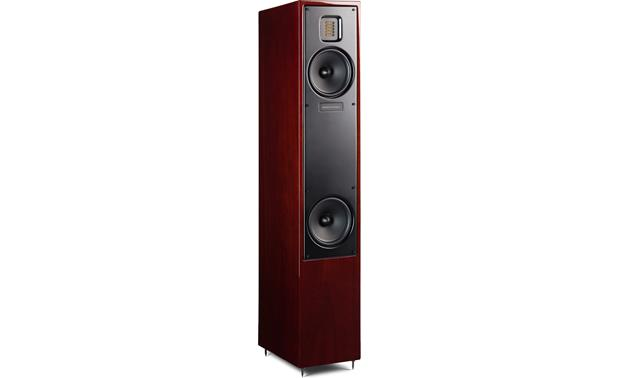 MartinLogan Motion® 20 Grille off (Black Cherrywood)
