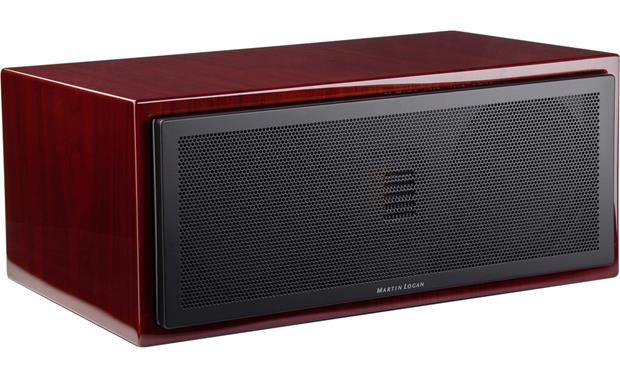 MartinLogan Motion® 30 Grille on (Black Cherrywood)